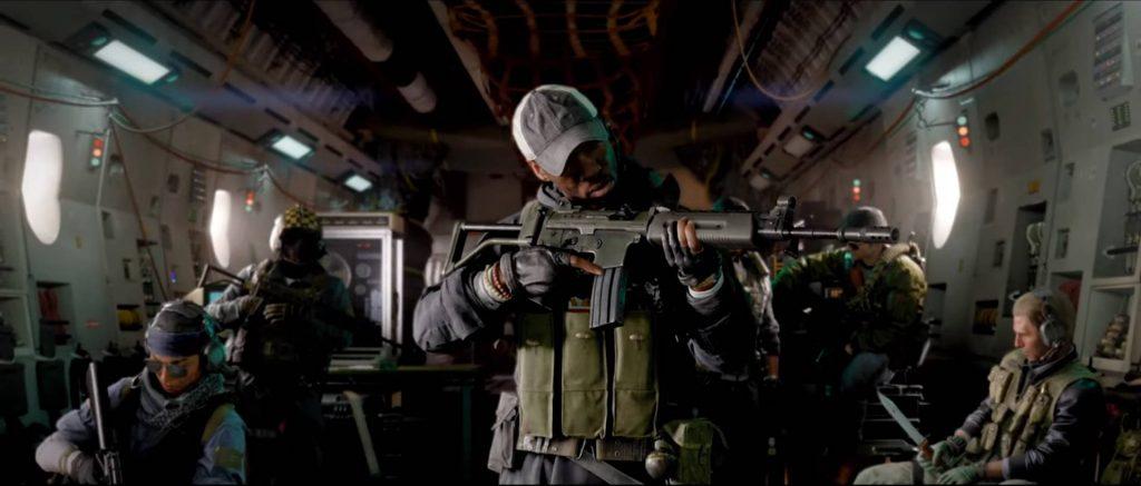cod cold war multiplayer reveal das team