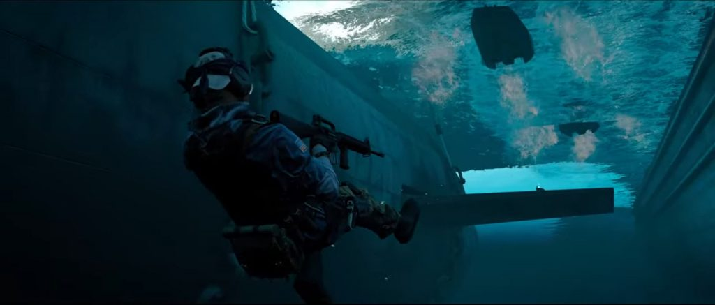 cod cold war multiplayer reveal schwimmen