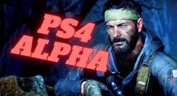 cod cold war ps4 alpha phase titel