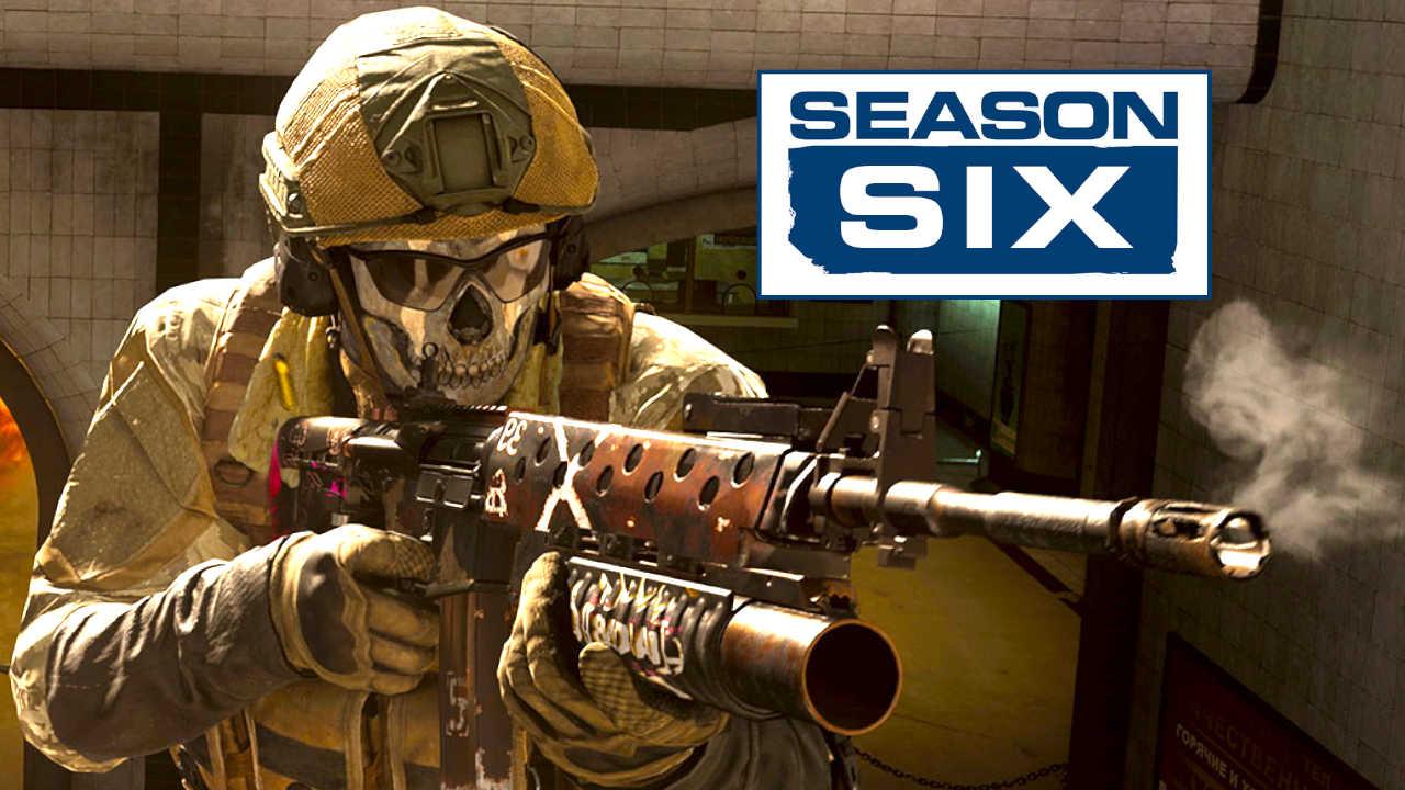 CoD MW & Warzone: Patch Notes Update 1.27 und Season 6