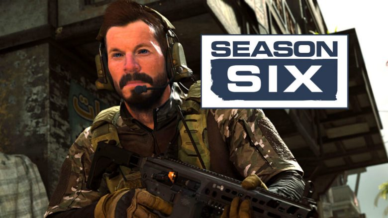 cod modern warfare warzone season six release