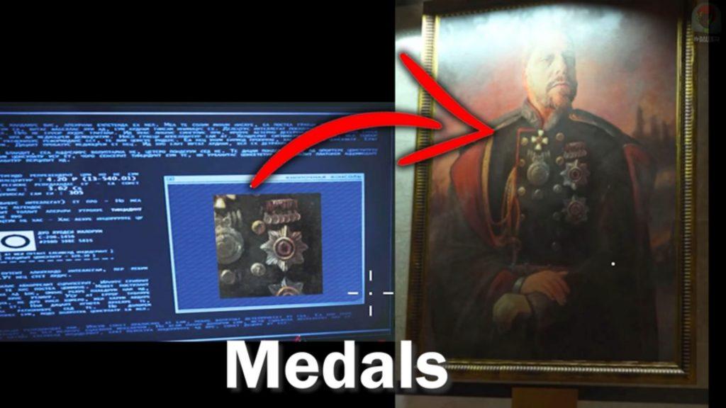 cod warzone geheime ubahn bauplan rätsel medaille