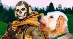 Spieler trainiert seinen Hund zum CoD Warzone zocken – Landet 3 Kills