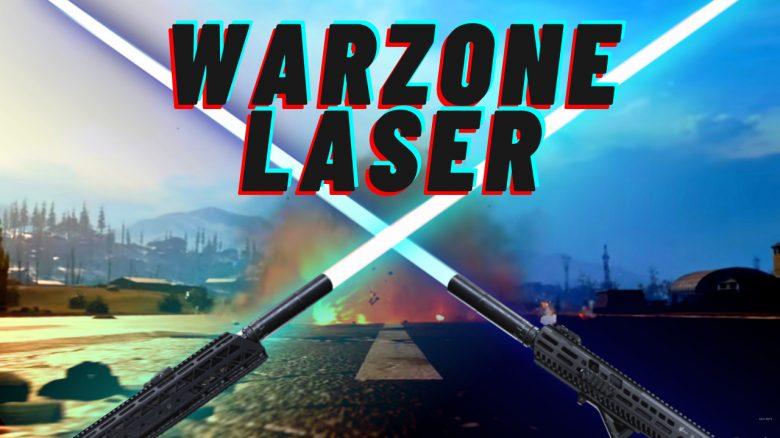 cod warzone stabile waffen laser titel