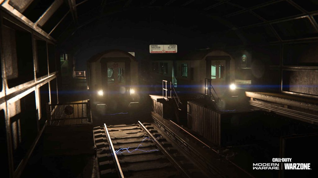 cod warzone ubahn stationen
