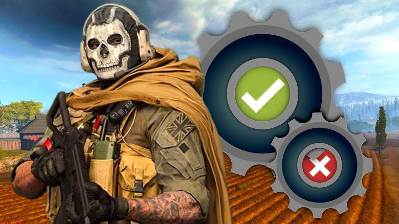 cod warzone wichtige settings update titel