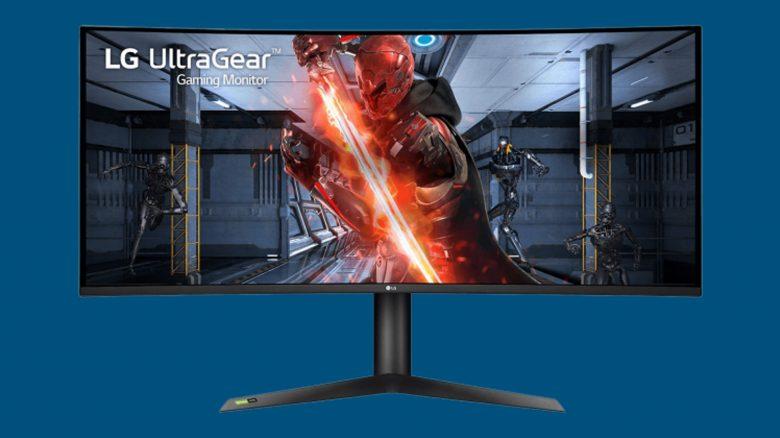 Ultrabreiter Luxus-Monitor für Spieler von LG zum Bestpreis bei Cyberport