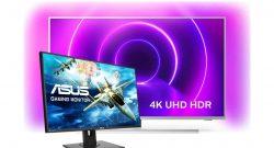 Gaming-Monitore, Ambilight-TV und vieles mehr bei Cyberport reduziert