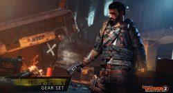 division 2 hunter fury gear set
