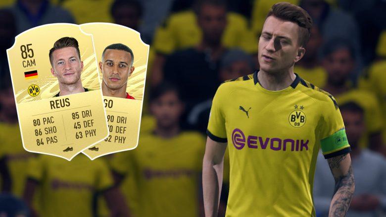 FIFA 21 Ratings: So stark sind erste Spieler vom FC Bayern und Borussia Dortmund