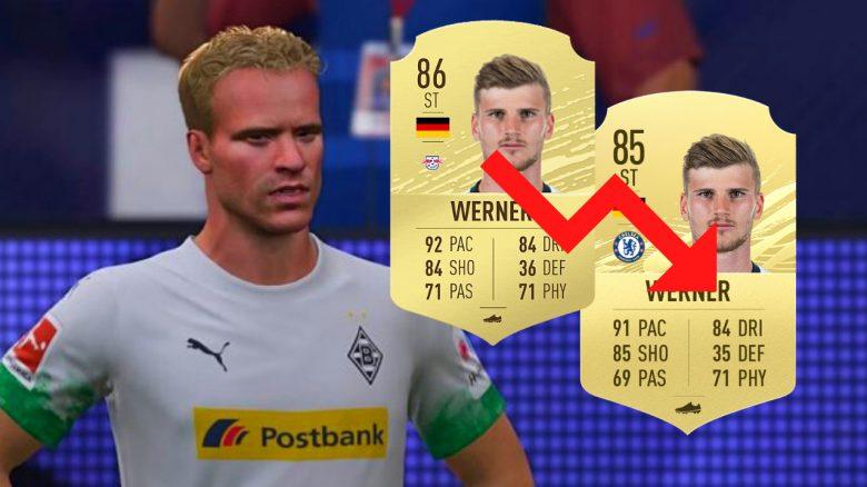 FIFA 21: 5 starke Spieler, deren Ratings zu schwach sind