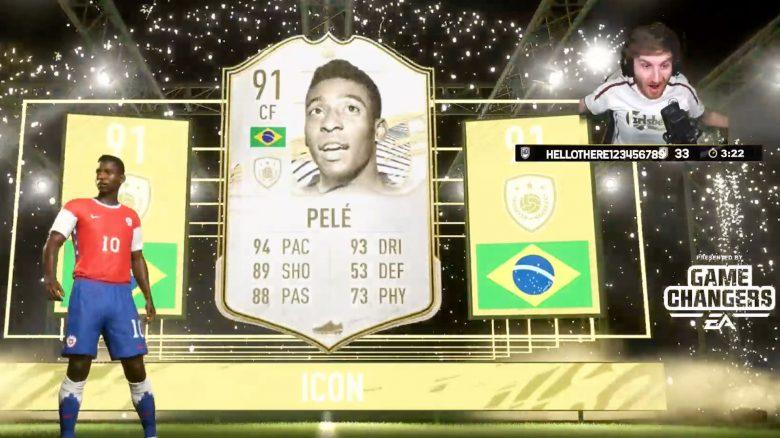 FIFA 21: Erste Streamer ziehen schon vor Release die stärksten Karten