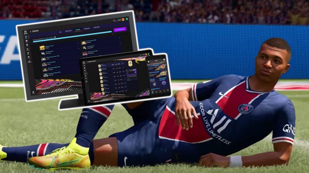 FIFA 22 Web App