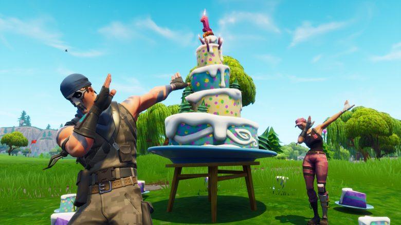 Wo sind die Geburtstagskuchen in Fortnite? An diesen Locations müsst ihr tanzen
