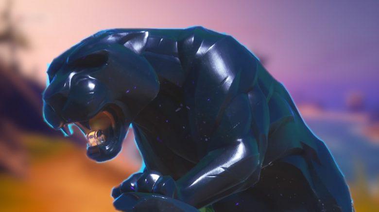 Spieler nutzen neue Black-Panther-Statue in Fortnite als Gedenkstätte für Chadwick Boseman