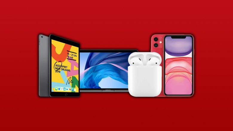 Apple Weekend bei MediaMarkt: AirPods, iPhone & iPad im Angebot