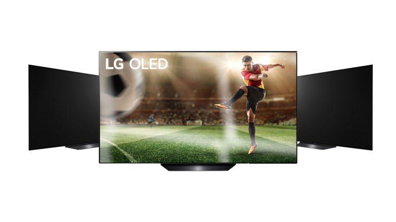 LG OLED55B9SLA 4K TV