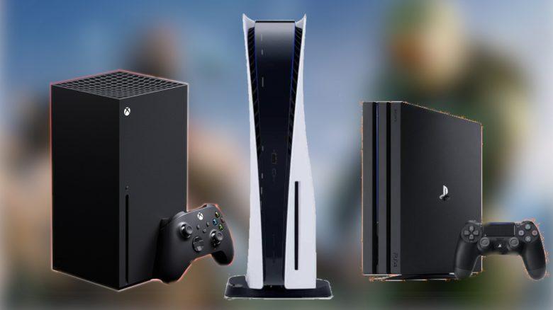 So groß ist die PS5 im Vergleich zur PS4 und zur neuen Xbox Series X