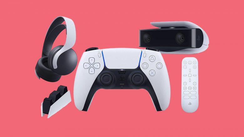 PS5 Zubehör kaufen: DualSense-Controller, Kamera & Headset