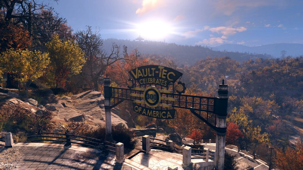 300 Jahre Amerika Vaul Tec Fallout 76