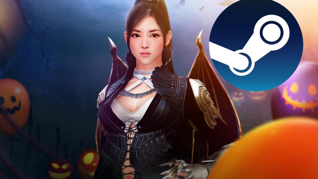 5 MMOs und Online-Spiele im Steam Halloween-Sale, die wir empfehlen können