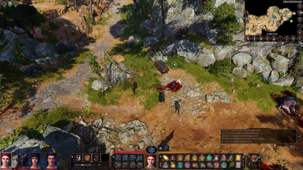 Baldurs Gate 3 Multiplayer Kiste