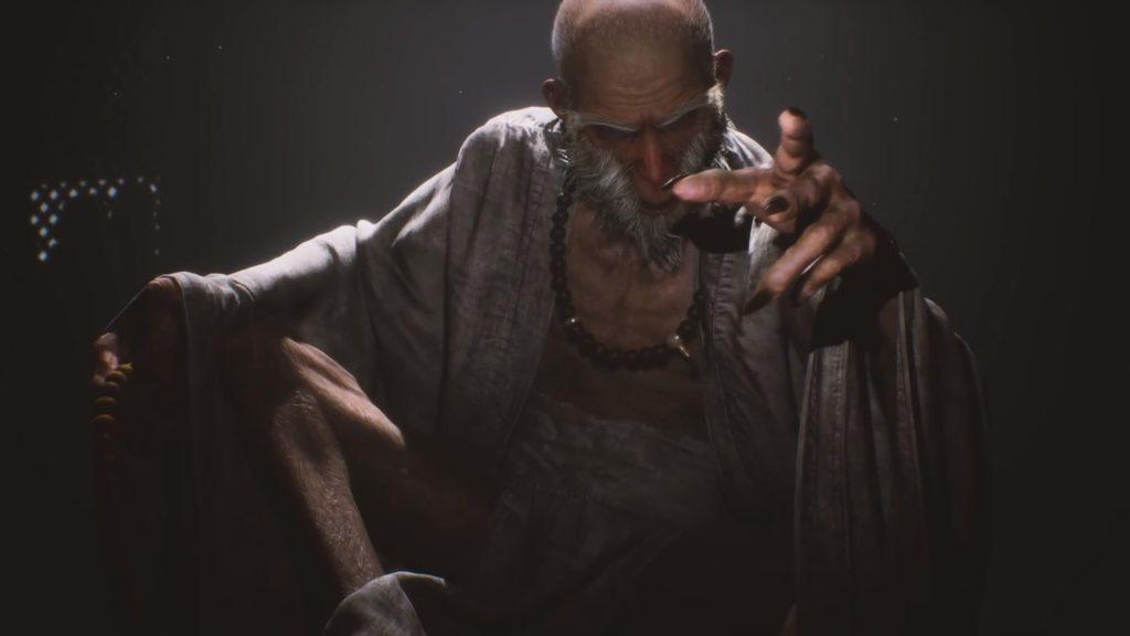 Black Myth Wukong Story teller