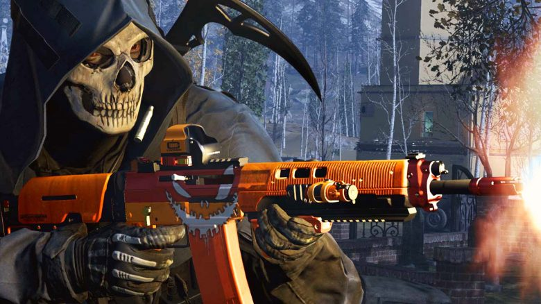 Call of Duty Warzone Punisher Titel