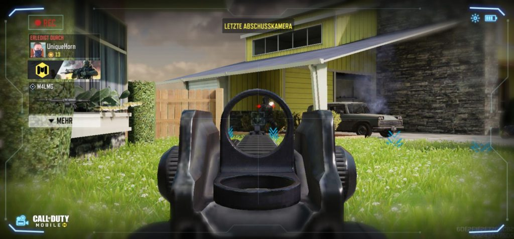 CoD-Mobile Spielsession screensi - 40