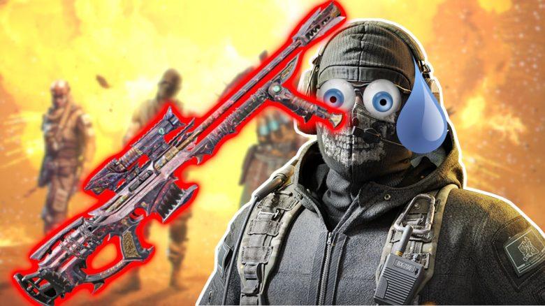 CoD Mobile bringt neue Waffe – Aber sperrt sie sofort für die Turniere