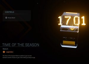 CoD Warzone Trick or Treat Time of the Season