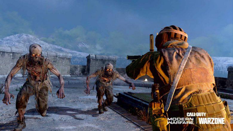 CoD Warzone Zombies Titel