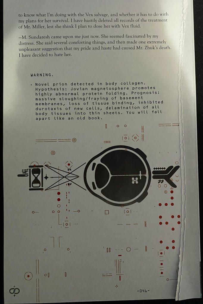 Collectors Edition beyond Light Destiny 2 Book Secret