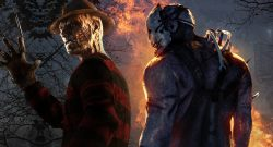 Dead by Daylight Trapper and Freddy titel title 1280x720