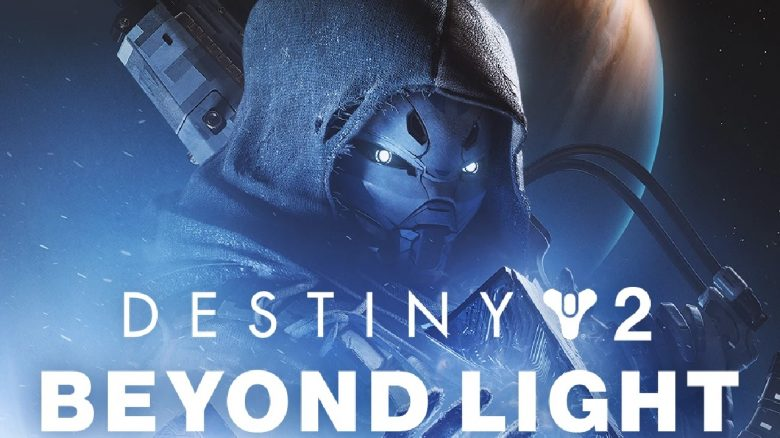 Destiny 2 Beyond Light Exo Stranger Titel