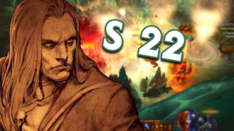 Diablo 3 Season 22 Necro Titel