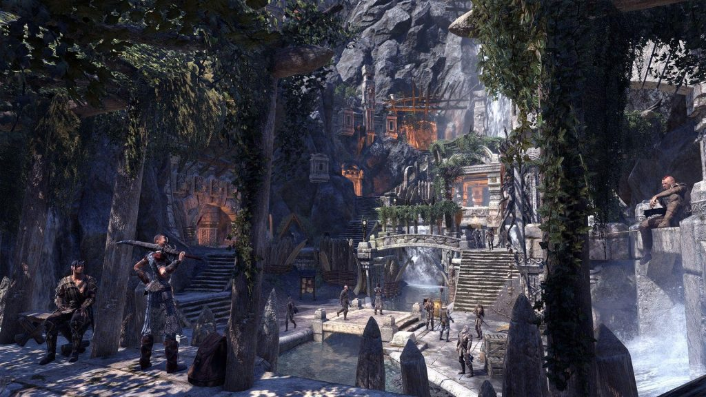 ESO Markarth Festung