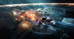 EVE Online Battle neu