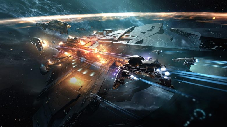 EVE Online Battle neu