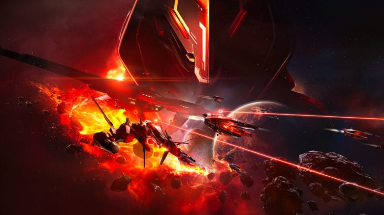 EVE Online Invasion Titel