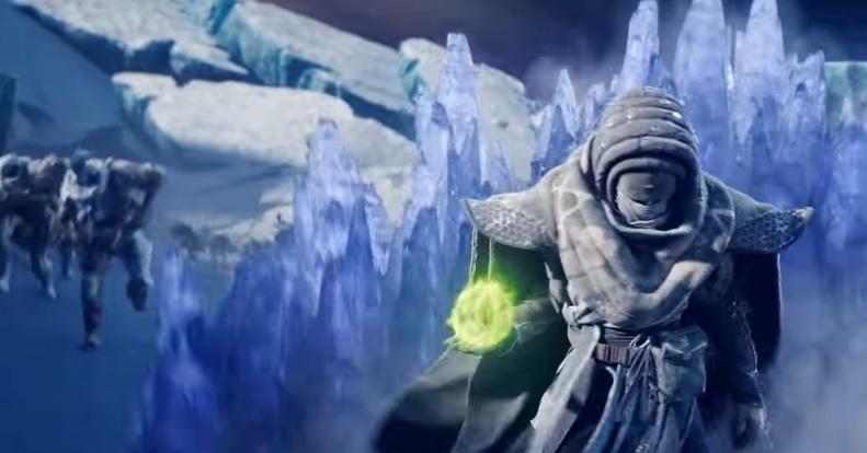 Eris Stasis Beyond Light Destiny 2 Trailer
