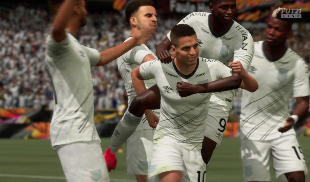 FIFA 21 Meta Spieler