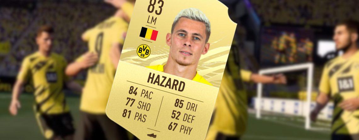 FIFA 21 Bundesliga Teams stark