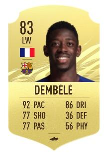 Dembelé
