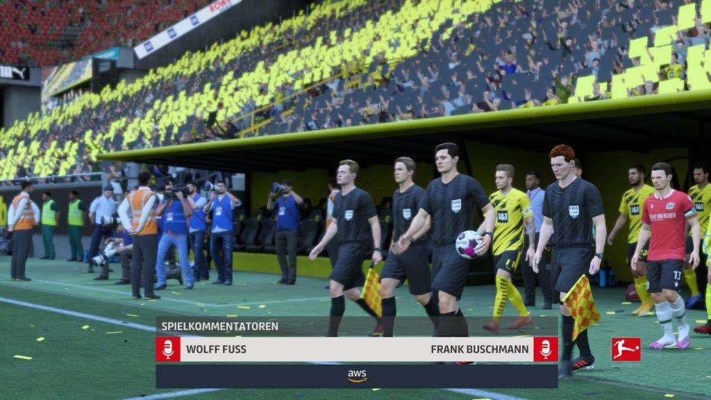 FIFA 21 Kommentatoren