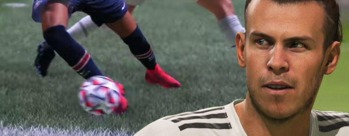 FIFA 21 Dribbeln Drag Back Titel