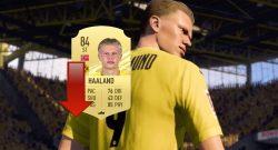 FIFA 21 Haaland Preis runter Titel