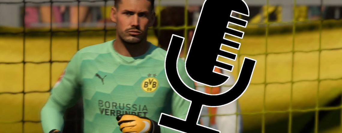 FIFA 21 Kommentatoren ändern