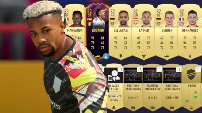 FIFA 21 Mein Verein finden