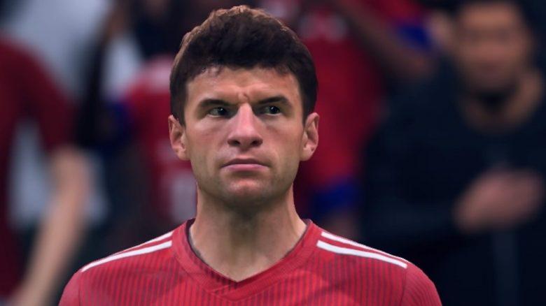 FIFA 21 Müller Bayern Ratings Nah